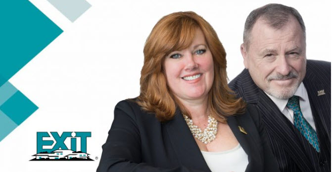 EXIT Realty's  Steve Morris and  Tami Bonnell Rank Among the Most Powerful and Influential Leaders i